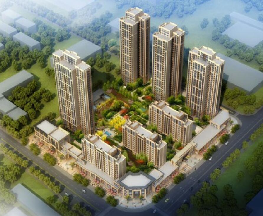 常德市滨江新城建设项目